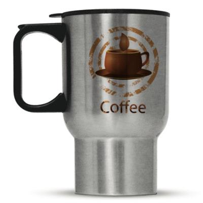 Кружка-термос Кофе