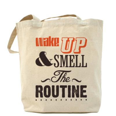 Сумка 'Wake up'