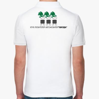 Рубашка поло Skoda-Club (муж.)