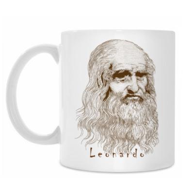 Кружка Leonardo