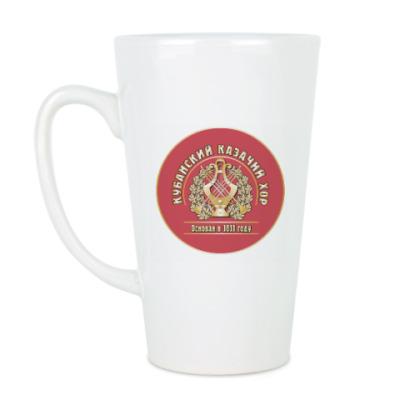 Чашка Латте Кубанский Казачий Хор
