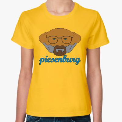 Женская футболка Piesenburg