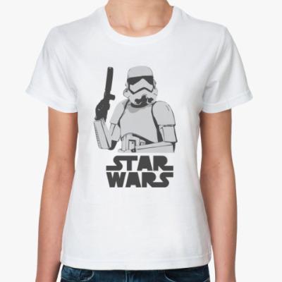 Классическая футболка Star Wars VII