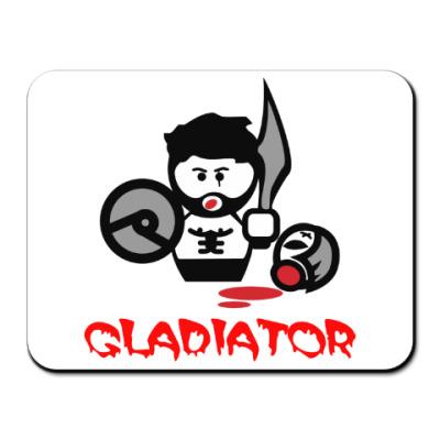Коврик для мыши Гладиатор