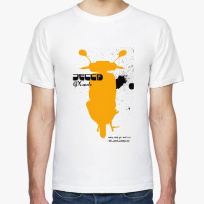 Футболка Gx-Moto Jetta Yellow