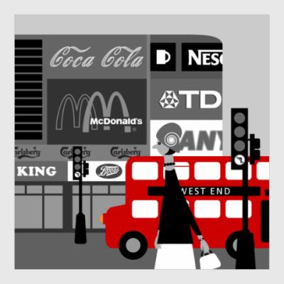 Постер West End