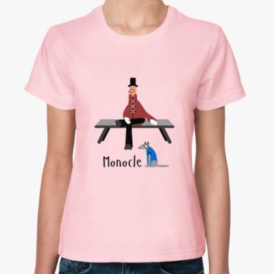 Женская футболка Just for fun