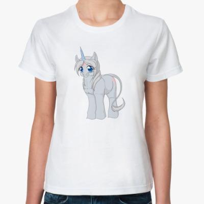 Классическая футболка Last Unicorn