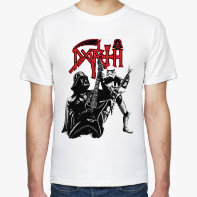 Футболка Darth Metal