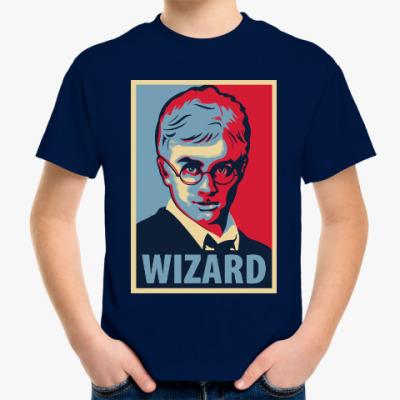 Детская футболка Wizard