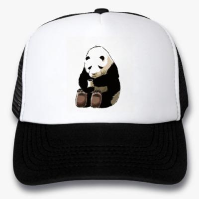 Кепка-тракер Панда