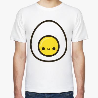 Футболка Яйцо
