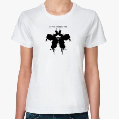 Классическая футболка RORSCHACH TEST 02