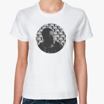 Классическая футболка Карл Shameless (Бесстыжие)