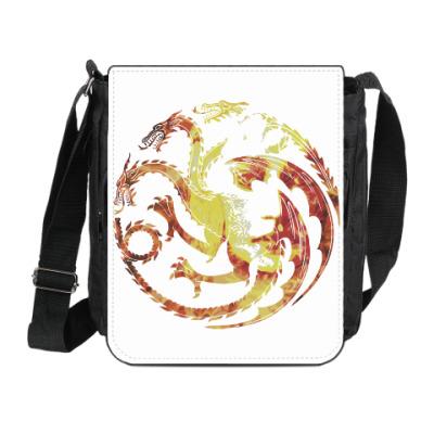 Сумка на плечо (мини-планшет) Khaleesi