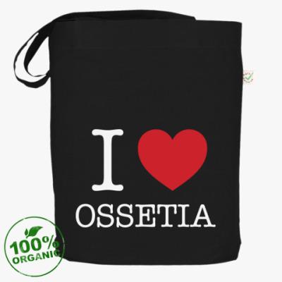 Сумка  I love Ossetia