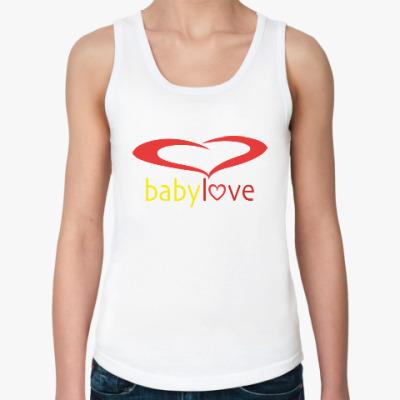 Женская майка Baby Love