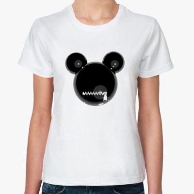 Классическая футболка Mickey