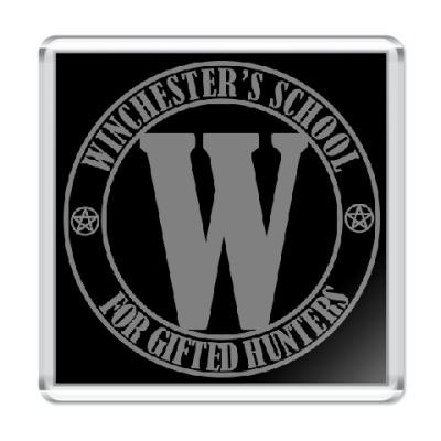 Магнит Winchester's School