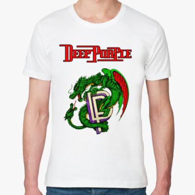 Футболка из органик-хлопка Deep Purple