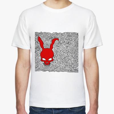 Футболка Лабиринт кролика