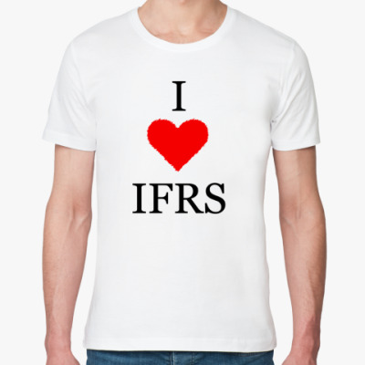 I love IFRS