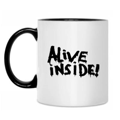 Кружка Alive inside!