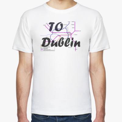 Футболка To Dublin