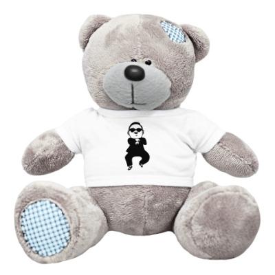 Плюшевый мишка Тедди Gangnam style
