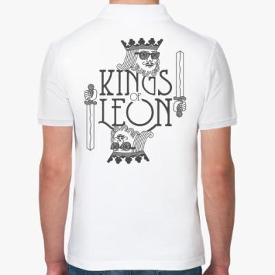 Рубашка поло Kings of Leon