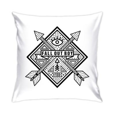 Подушка Fall Out Boy