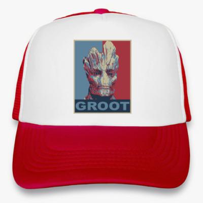 Кепка-тракер Groot