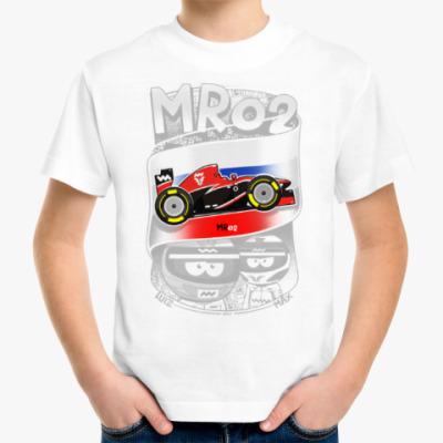 Детская футболка MR02