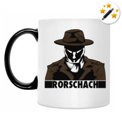 Кружка-хамелеон Rorschach