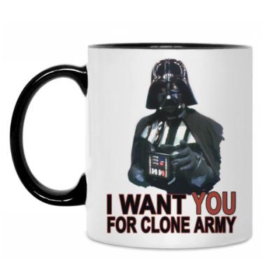 Кружка Star Wars Darth Vader