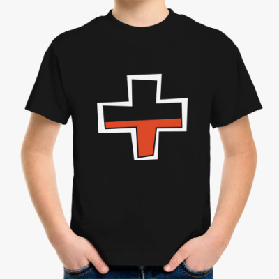 Детская футболка TF2 Health