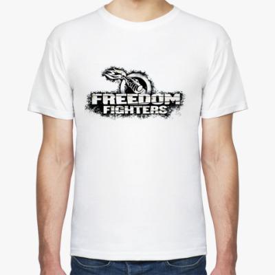 Футболка Freedom fighters