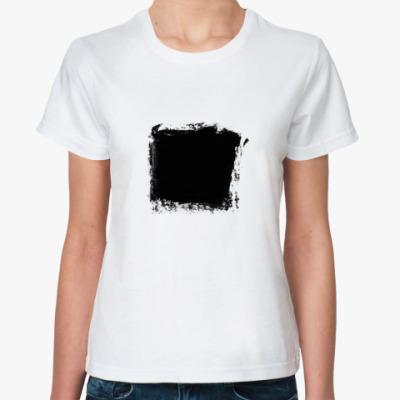 Классическая футболка Black Square