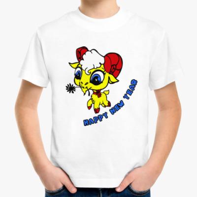 Детская футболка Год козы (овцы) 2015
