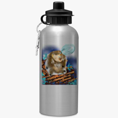 Спортивная бутылка/фляжка Полунрчник