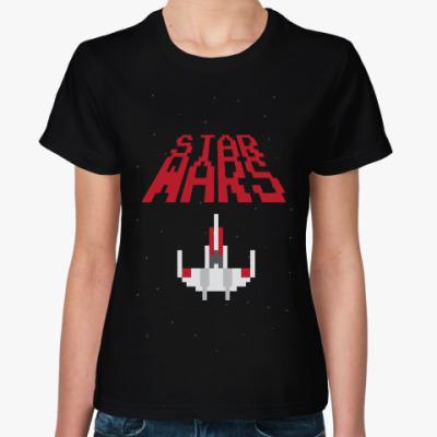 Женская футболка Звездные Войны (Star Wars)