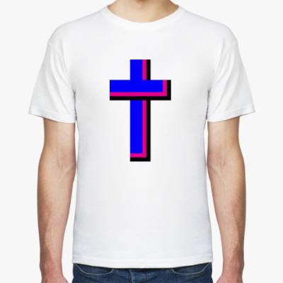 Футболка Крест #1