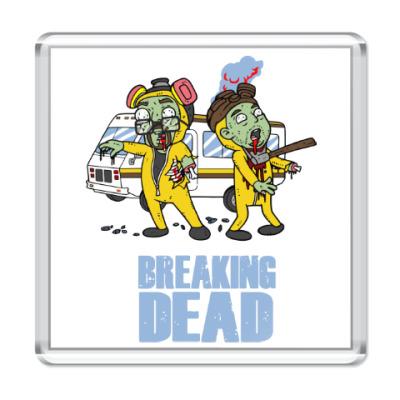 Магнит Breaking Dead