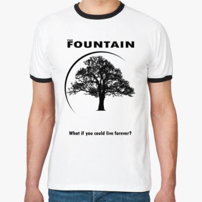 Футболка Ringer-T The Fountain
