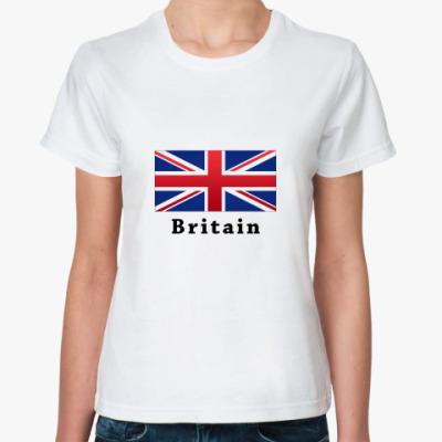 Классическая футболка Union Jack