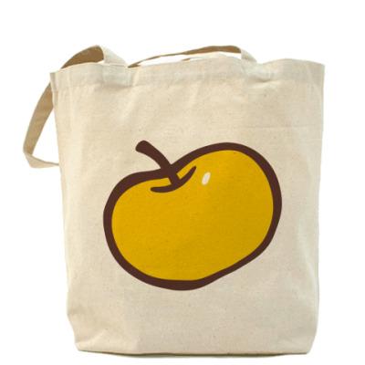 Сумка Желтое яблоко