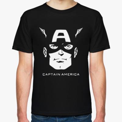 Футболка Капитан Америка (Captain America)