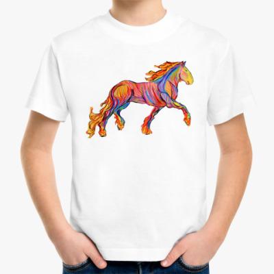 Детская футболка Тяжеловоз