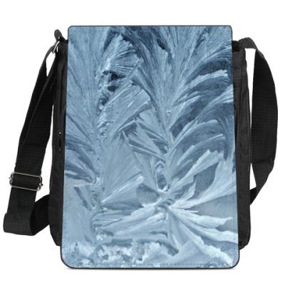 Сумка-планшет Изморозь