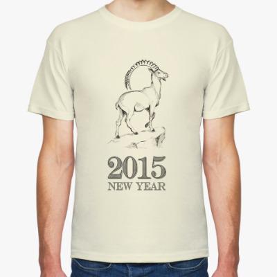 Футболка 2015 New Year